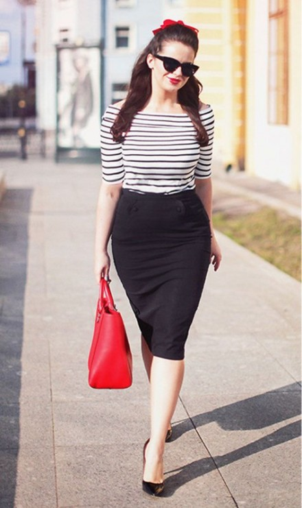 8-spring-work-outfits-with-a-black-skirt2