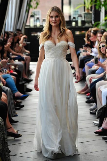 Sarah Seven Bridal Spring 2016